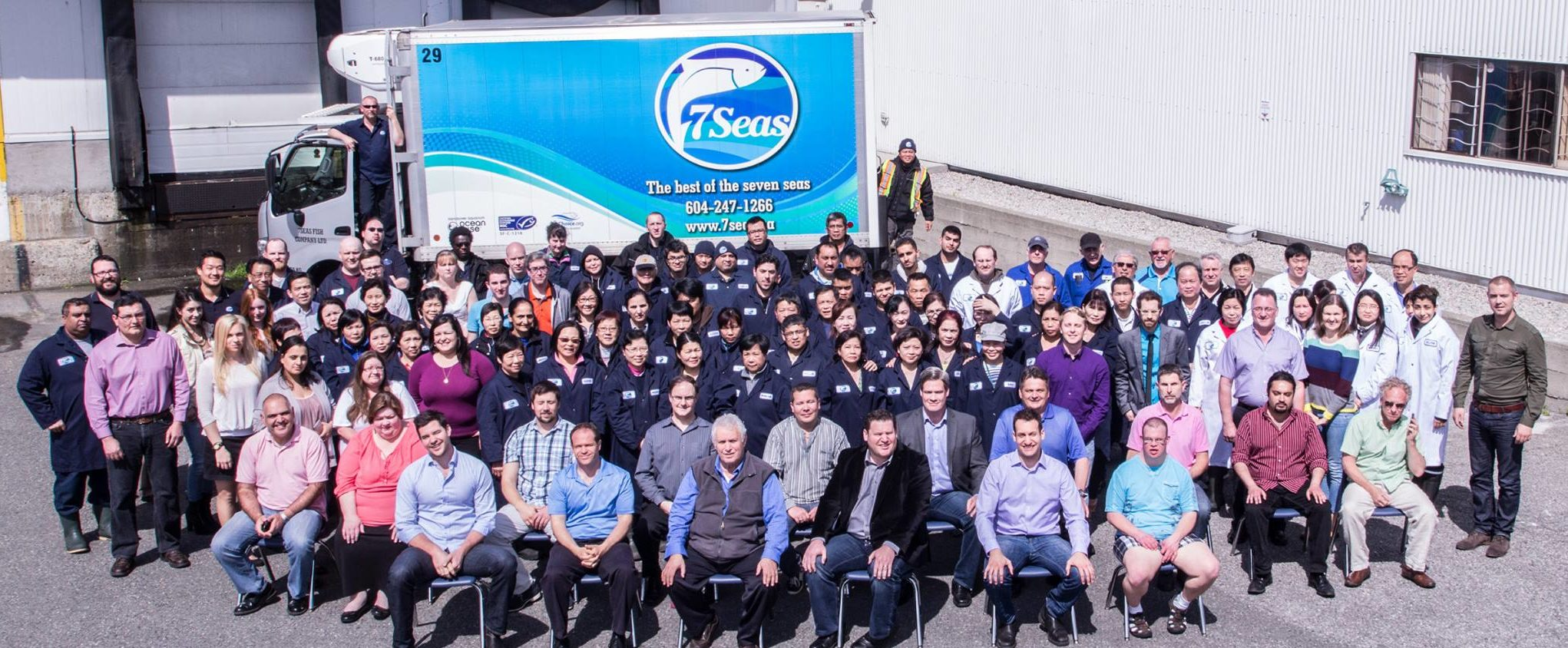 Seven Seas Vancouver Fish Company | 7 Seas Canadian Fish Company